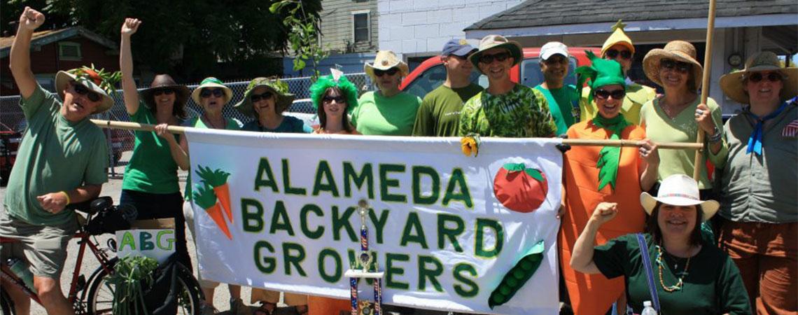ABG Fourth of July parade